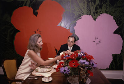 Hervé GLOAGUEN, 'M. et Mme Robert SCULL, NY 1966', 1966