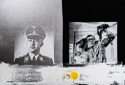 Zefrey Throwell, 'Woody Allen vs the Nazis: Annie Hall-Himmler', 2013