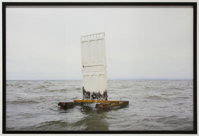 Santiago Velez, 'Puertas al mar, Necoclí', 2016