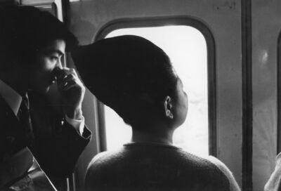 Shomei Tomatsu, 'Subway, Tokyo 1969', 1969