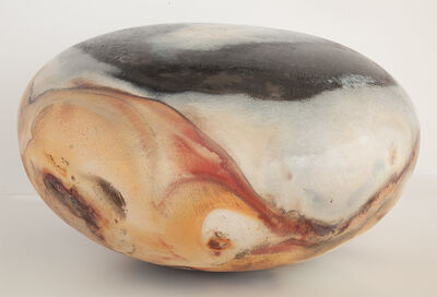 David Kuraoka, 'Ocean Beach large pitfire', 1994