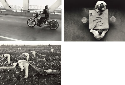 Danny Lyon, 'Selected Images', 1966-1968