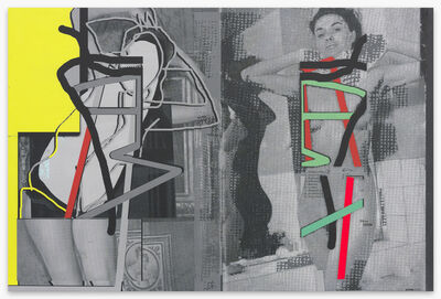 Anne-Mie Van Kerckhoven, 'Nudes-nus', 2019-2020