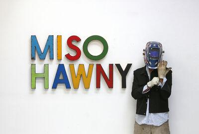 David Buckingham, 'Miso Hawny ', 2018