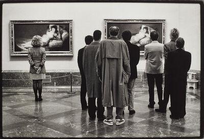 Elliott Erwitt, 'Museo del Prado, Madrid', 1995