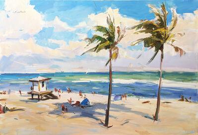 Igor Korotash, 'SUNNY BEACH', ca. 1999