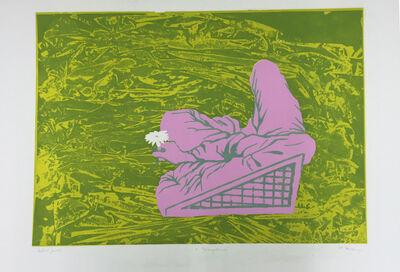 Maria Lassnig, 'Springtime', 1969