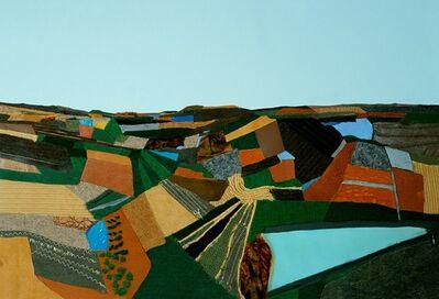Shirley Wegner, 'Yizrael Valley in color', 2003