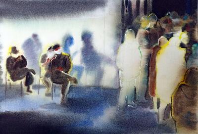 Bao Lei (包蕾), 'Peeping Around ', 2020