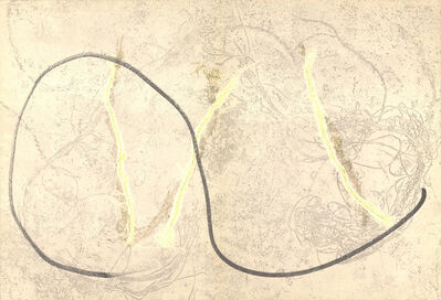 Francois Fiedler, 'Curve', 1974