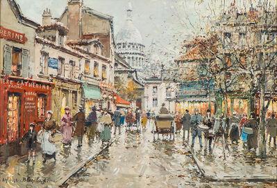 Antoine Blanchard, 'Paris Place du Tertre (N. 38)'