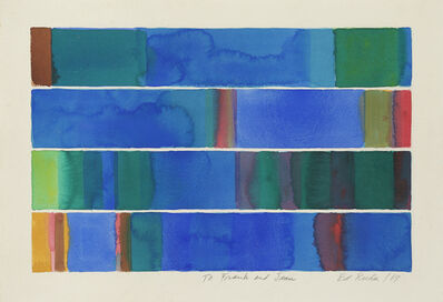 Edwin Ruda, 'Untitled', 1969