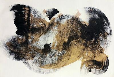 Farnaz Jahanbin, 'Curve Line 9', 2018