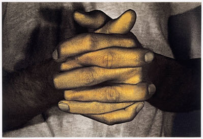 """Bruce Nauman, '""""Hands Only"""" from """"Infrared Outtakes""""', 2006"""