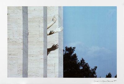Franco Fontana, 'Roma, E.U.R.', 1980