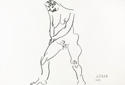 Otto Muehl, 'Untitled', 1987