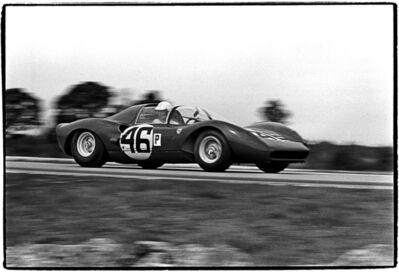 Al Satterwhite, 'Ludovico Scarfiotti/Ferrari Dino 206/S', 1966