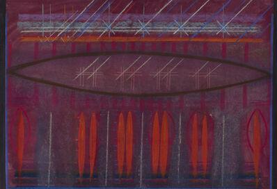 Constantin Flondor, 'Light reflections', 1967
