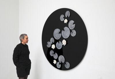 Hans Op de Beeck, 'Pond (wall piece) (1)', 2017