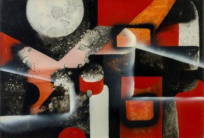 Alvaro Monnini, 'Memoria incombente', 1973