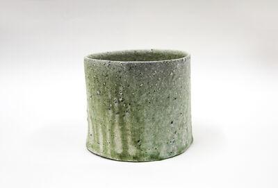 Yui Tsujimura, 'Natural Ash Cylinder Jar', 2019