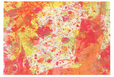 Sam Francis, 'And Pink (SF-143)', 1973