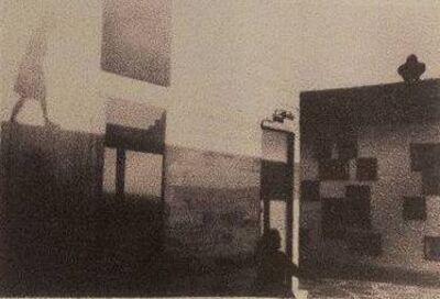 Lucien Hervé, 'Toit-Terrasse, Unité d'habitation de Nantes-Rezé', 1956