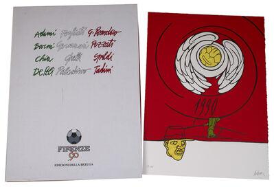 Giò Pomodoro, 'Firenze 90'