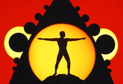 Mitchell Funk, 'Man and Universe', 1980