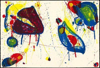 Sam Francis, 'Heart stone', 1963