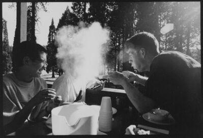 Ed Templeton, 'Untitled (Blowing Smoke)', 2006