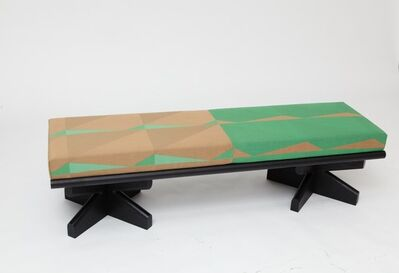 Vonnegut/Kraft, 'Vonnegut/Kraft and Slow and Steady Wins the Race Depaysement Bench', 2018