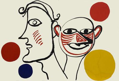 Alexander Calder, 'From 'Derrière le Miroir - Calder' ', 1976