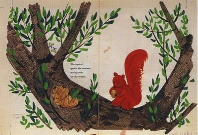 Bruno Munari, 'The Squirrel (Zoo)', 1962