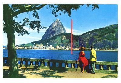 Lutz Fritsch, 'Postkarte: Rio de Janeiro (nicht versendet)', 2012