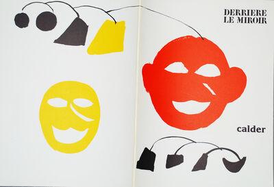 Alexander Calder, 'DLM 221', 1976