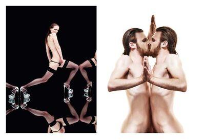 Koray Erkaya, 'Self Touches #40, and #05, Set', 2011
