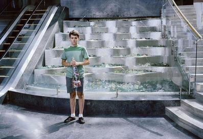 Sasha Rudensky, 'Emerald Fountain', 2013