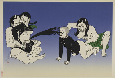 Toshio Saeki, 'Untitled', 2010