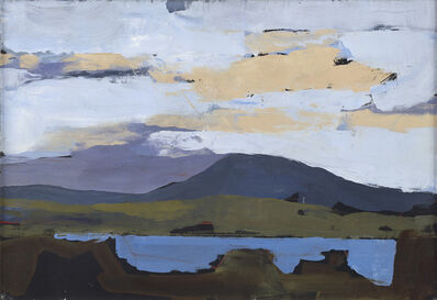Hannah Mooney, 'Co. Donegal Landscape I', 2018