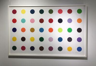 Damien Hirst, 'Methyl Phenylsulfoxide', 2010