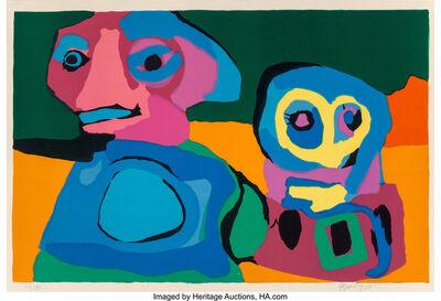 Karel Appel, 'Looking into the Infinite', 1970
