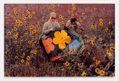 William John Kennedy, 'Andy Warhol & Taylor Mead, Queens, N.Y', 1964