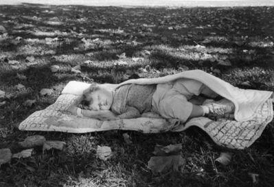 Mark Steinmetz, 'Elisabethton, TN (baby on blanket)', 2001