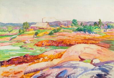 Carl Gordon Cutler, 'Saw Mill'