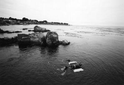 Bill Owens, 'Divers, Monterey Bay', 1976