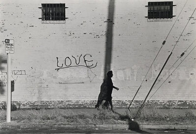 Ed Sievers, 'Untitled (LOVE)', c. 1970's