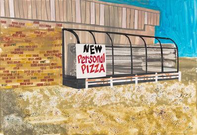 Carolyn Swiszcz, 'New Personal Pizza', 2017