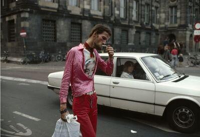 Ed van der Elsken, 'Dam, Amsterdam', 1975