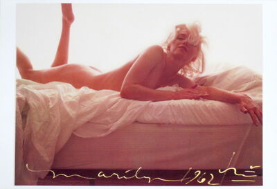Bert Stern, 'Marilyn in Bed I', 1962/2009